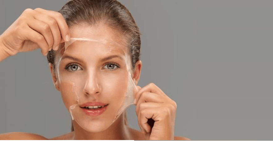 Chemical peel in fall and winter best time
