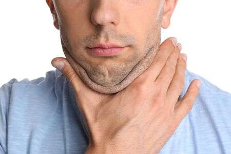 Solution for men with double chin Kybella